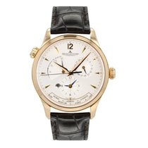 Jaeger-LeCoultre Master Geographic 18k - Ref 1422521