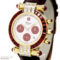 Chopard Imperial Chronograph Ref-37-3180-21 18k Yellow Gold...