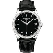 Πατέκ Φιλίπ (Patek Philippe) Calatrava 5297G-001 White Gold Watch