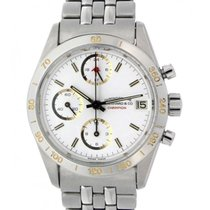 Eberhard & Co. Champion Chronographe 31022 Steel, 38mm