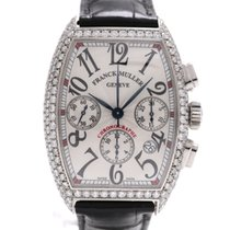 Franck Muller Chronograph After-Set D VS1 Diamonds