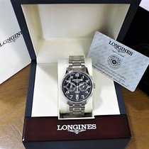 Longines Olympic Athens 2004 Chronograph New