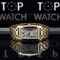 Cartier Tank Americaine Automatic 18K