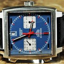 TAG Heuer Monaco Steve McQueen Limited Edition Calibre 11
