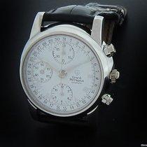 Girard Perregaux Platinum Chronograph Automatic Ref. 9000