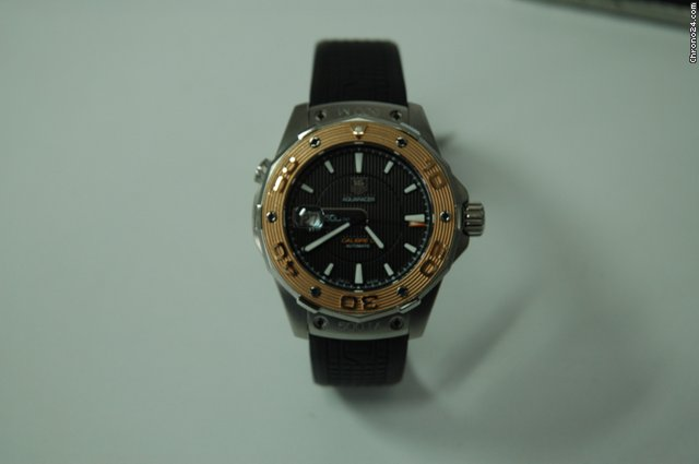 TAG Heuer Aquaracer 500 m