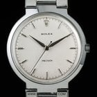 Rolex S/S Honeycomb Dial Manual Wind Precision 9083