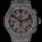 Hublot Tantalum Big Bang Grey Dial Chronograph B&P...