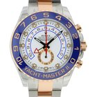 Rolex Yacht-Master II 116681 Rose Gold And Steel