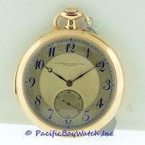 Gübelin 18k Rose Gold Pocket Watch Pre-owned