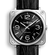 Bell & Ross BR S Officer Automatic