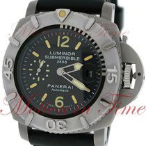 Panerai Luminor Submersible 2500m, Tritium Dial, Limited...