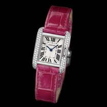 Cartier- Tank Anglaise Kleines Modell, Ref. WT100013