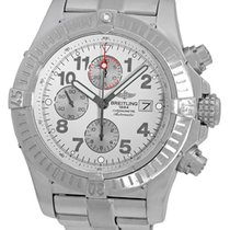 "Breitling ""Super Avenger"" Automatic Chronograph."