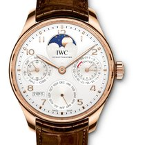 IWC Portugieser Perpetual Calendar Moonphase
