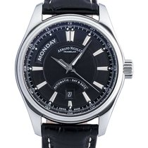 Armand Nicolet . M02 Day & Date Automatic NEW FULL SET