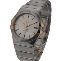Omega Constellation Men's in 2 Tone with Rose Gold Accent...