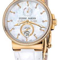 Ulysse Nardin Marine Chronometer 41mm 266-66B-991