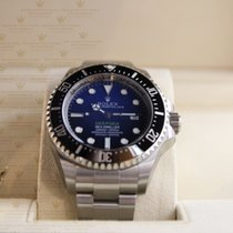 勞力士 (Rolex) 116660  Sea Dweller Deep Sea Blue