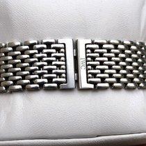 IWC Ladies Beads of Rice Stainless Steel Bracelet 18mm