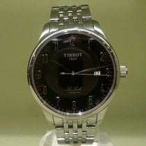 Tissot modern 2008 automatic LE LOCLE black dial ref L 164/264