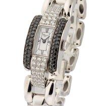 Chopard La Strada with Black Diamond Bezel and Diamond Lugs