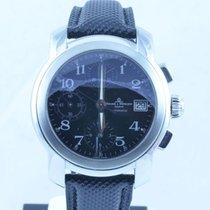 Baume & Mercier Capeland Chrono Automatik Uhr 39mm...