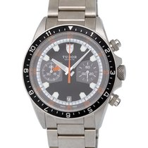 Tudor Heritage Chronograph Automatic Men's Watch – 70330N