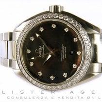Omega Seamaster Aqua Terra lady Master Co-Axial Chronometer