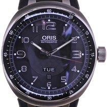 Oris Mans Automatic Wristwatch TT3 Day Date