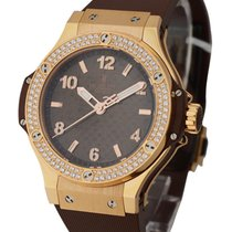 Hublot 361.PC.3380.RC.1104 Big Bang Cappuccino in Rose Gold...