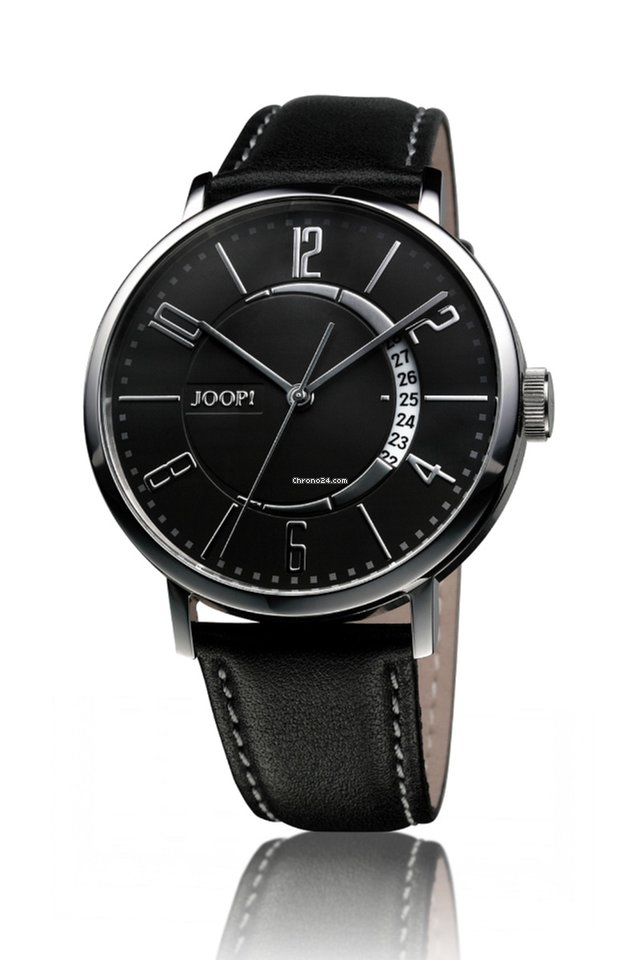 joop global automatic herrenuhr for 191 for sale from a trusted seller on chrono24. Black Bedroom Furniture Sets. Home Design Ideas