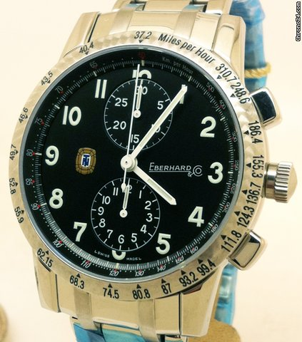 Eberhard &amp;amp; Co. TAZIO NUVOLARI