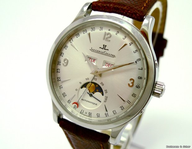 Jaeger-LeCoultre Master Calendar Moon-Phase, Ref. 143.84.2