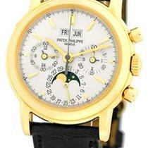 Patek Philippe Gent's 18K Yellow Gold  Ref. # 3970...
