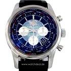 Breitling Transocean Chronograph Unitime NEU incl.MWST...