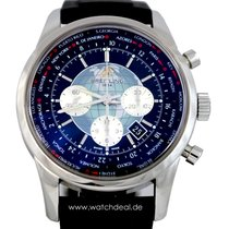 Breitling Transocean Chronograph Unitime NEU incl.MWST...