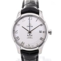 Omega De Ville Omega 41 Chronometer Silver Dial