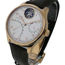 IWC 504402 Portuguese Tourbillon Mystere Retrograde in Rose...