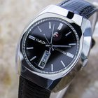 Rado Conway Day & Date Stainless Steel Automatic Watch...