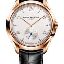Baume & Mercier Baume and Men's Mercier Clifton Red...