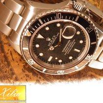 Rolex Submariner 168000 grey dial