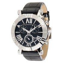 Tiffany BRAND-NEW Atlas Quartz Chronograph Z1301.32 Watch