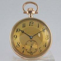 萬國 (IWC) Rauschenbach 14k Rosé Gold #A3053 Kette,Box, Papiere