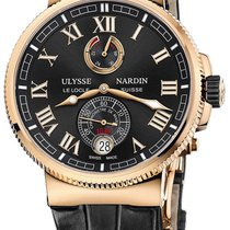 Ulysse Nardin Marine Chronometer Manufacture 1186-126.42