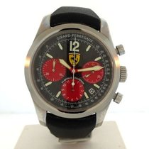 Girard Perregaux Ferrari F2002 Ref #4956 Chronograph
