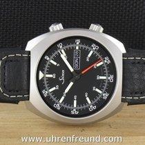 Sinn Die sportliche Uhr mit innenliegendem Drehring 240.010,...