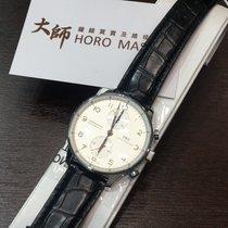 萬國 (IWC) Horomaster-IW371445 Portuguese Chronograph Automatic