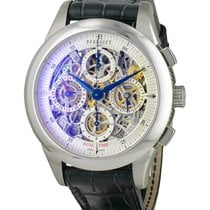 Perrelet Dual Time Skeleton Chronographe