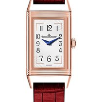 Jaeger-LeCoultre Reverso One Duetto Moon Pink Gold Silver Di
